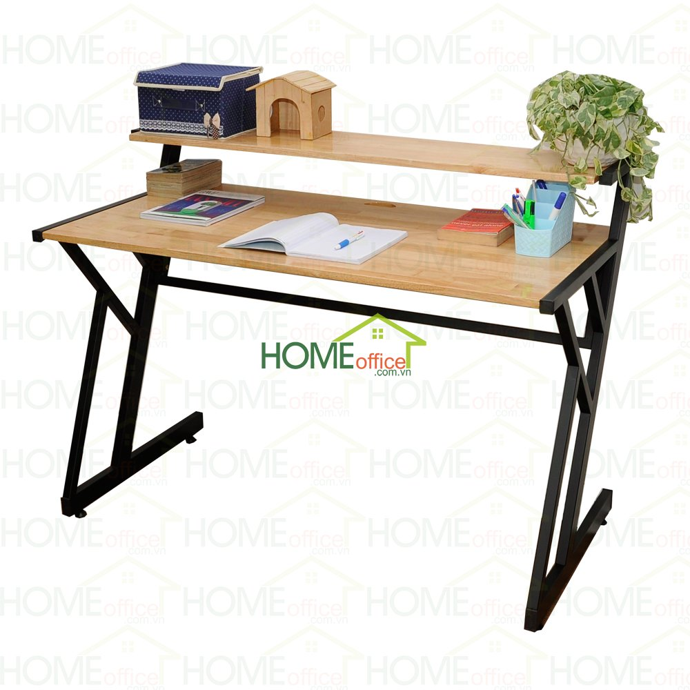 mẫu thiết kế bàn làm việc tại nhà đẹp SPD68057