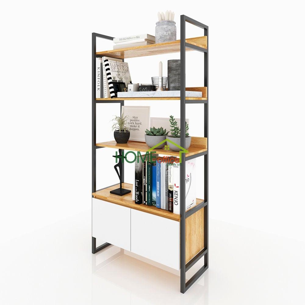 Tủ trang trí kết hợp hộc tủ
