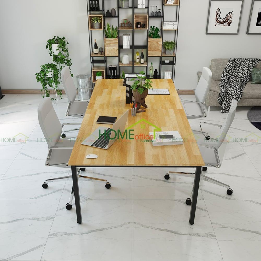 module bàn văn phòng 4 người