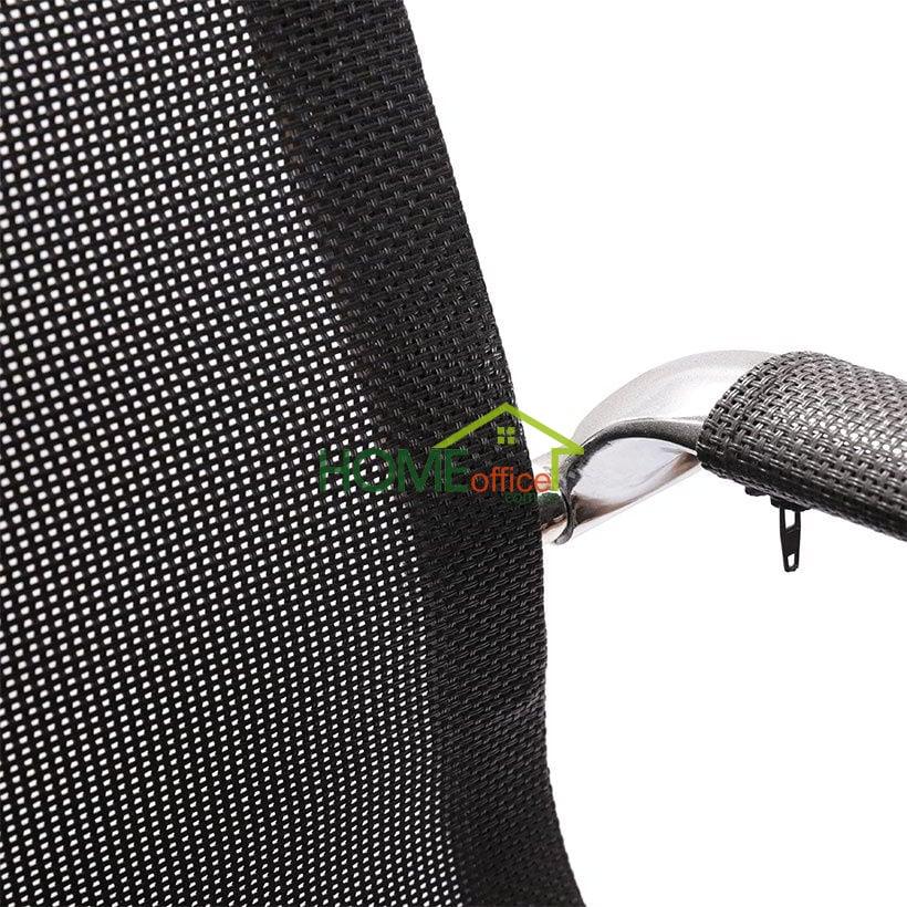 Ghế lưới chân quỳ lưng cao hiện đại