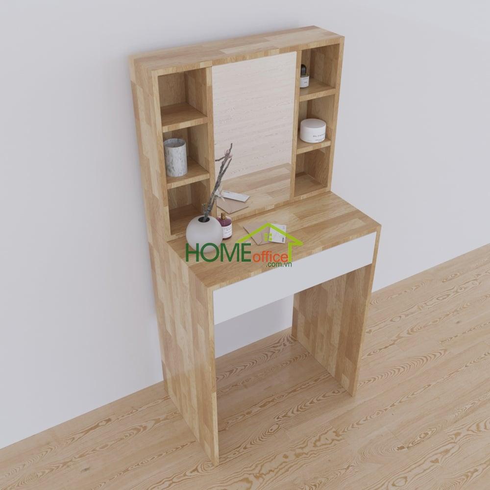 bàn trang điểm bằn gỗ
