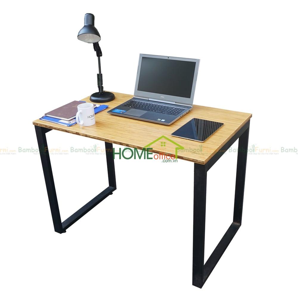 bàn làm việc sbamboo 1mx60cm